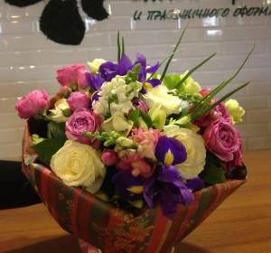 Где купить цветы для офиса в краснодаре подарок на 8 марта не дорогой