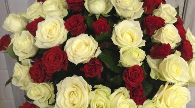 Как выбрать букет роз